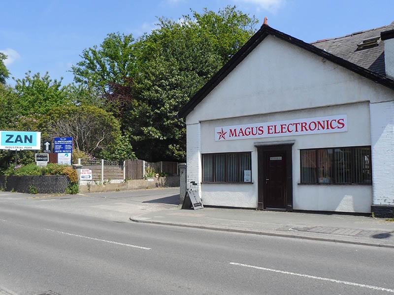 Magus-Office