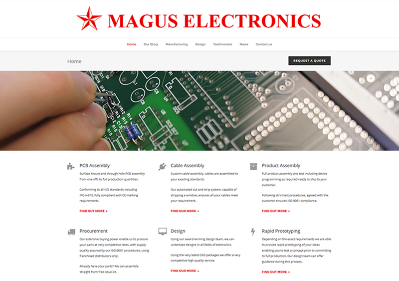 Magus Electronics