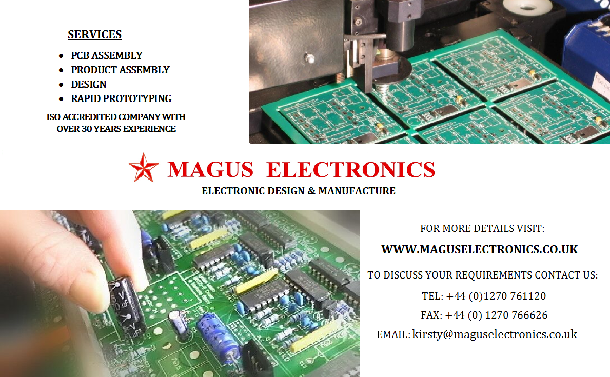 New Year, New Projects! | Magus Electronics